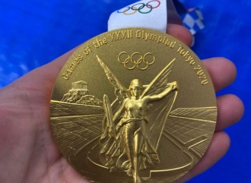 Olympic GOLD!!